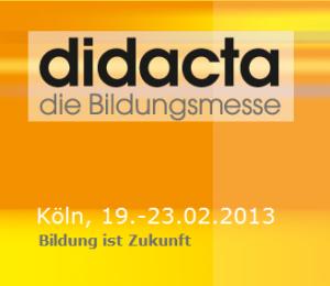 Vortrag auf der didacta 2013